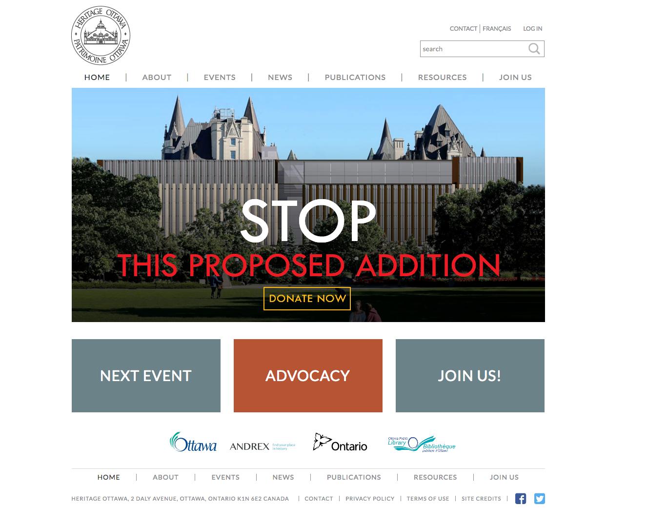 Heritage Ottawa